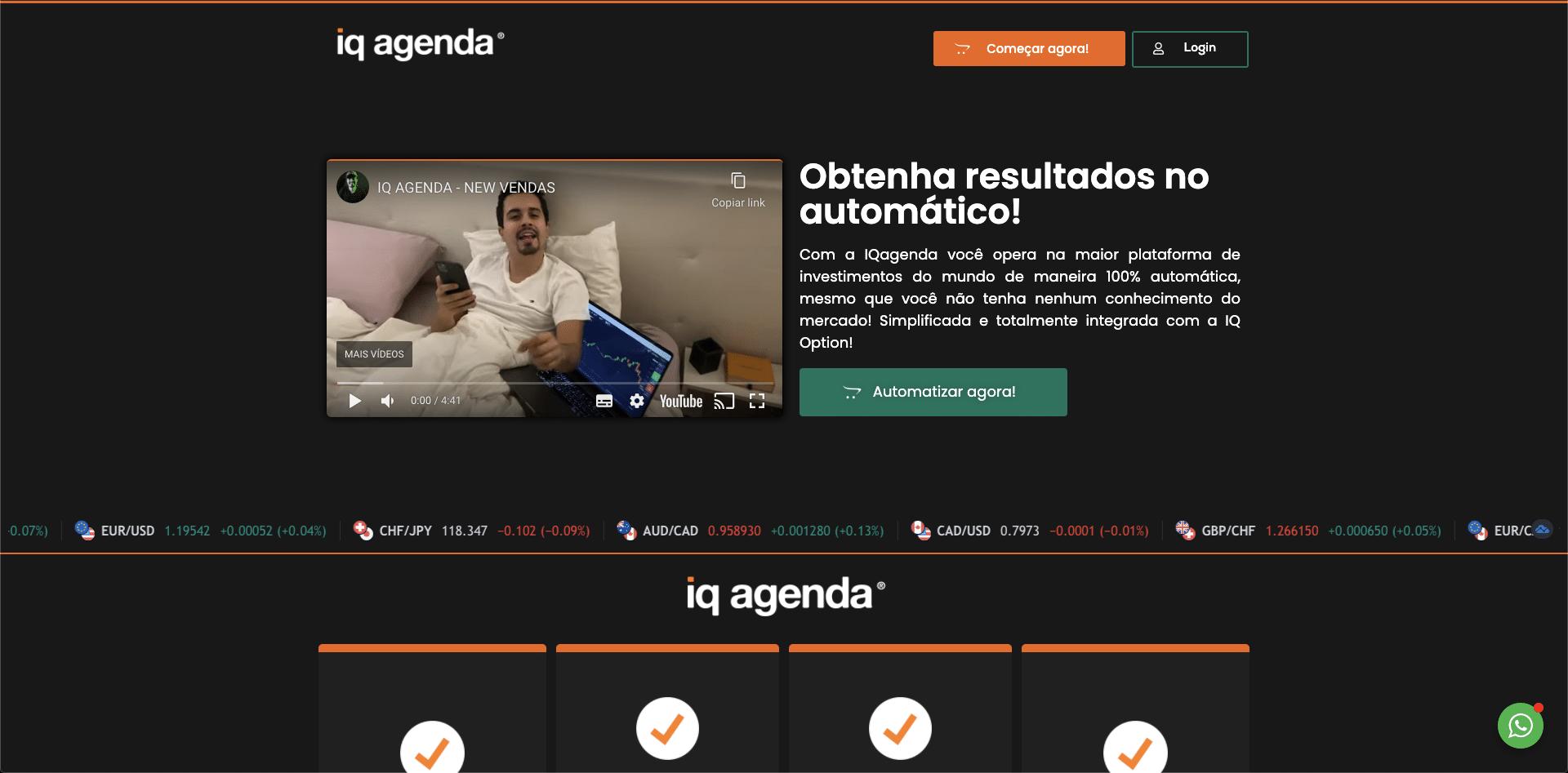 IQagenda Brasil